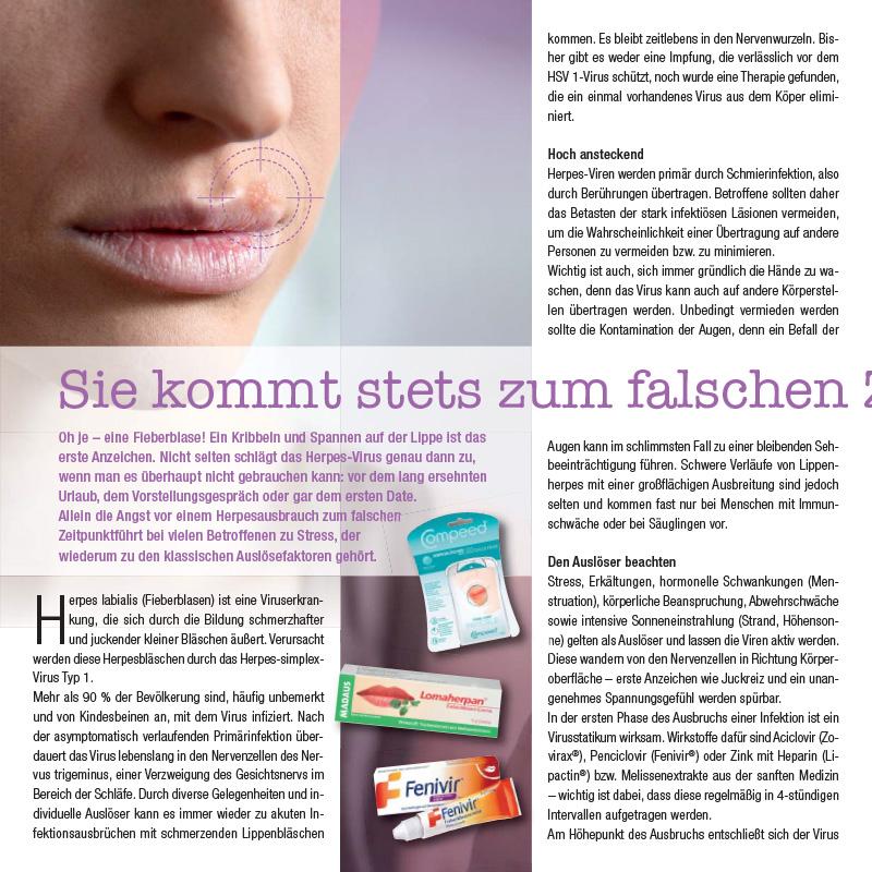 Schmierinfektion herpes dating